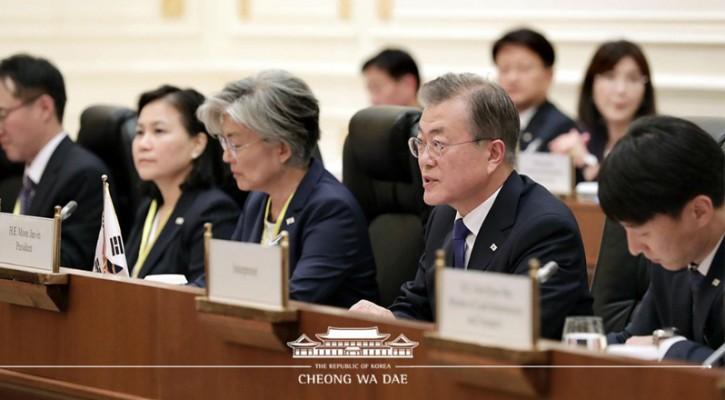 한-미얀마 정상회담