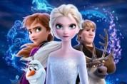 500만 관객 돌파 디즈니의 '겨울왕국 2' 2주 연속 예매 순위 1위